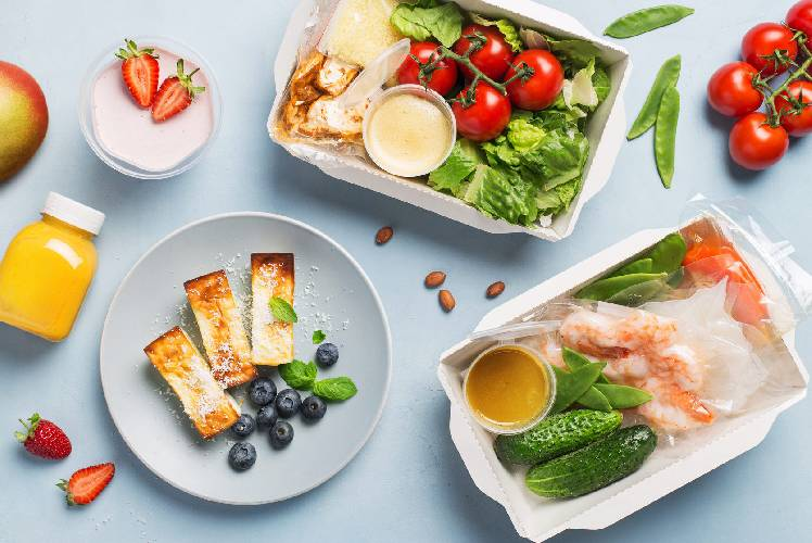 Низкокалорийное питание диеты