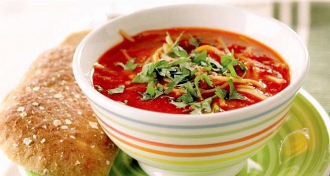 Овощной суп витальянском стиле, jdjoyjq ceg dbnаkmzycrjv cnbkt