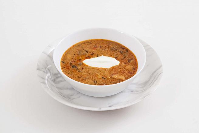 Венгерский суп излесных грибов, dtyuthcrbq ceg bpktcys[ uhb,jd