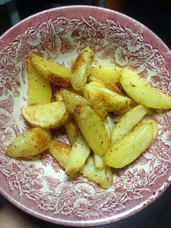 Картошка по‑деревенски вдуховке, rаhnjirа gj‑lthtdtycrb dle[jdrt