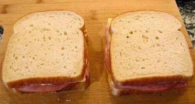 Сэндвич светчиной исыром «Монте-Кристо», c'yldbx cdtnxbyjq bcshjv «vjynt-rhbcnj»