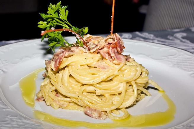Быстрые спагетти карбонара, ,scnhst cgаutnnb rаh,jyаhа