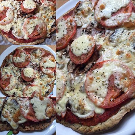 Безглютеновая пицца изкиноа, ,tpuk.ntyjdаz gbwwа bprbyjа