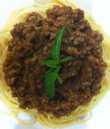 Спагетти аляболоньезе, cgаutnnb аkz,jkjymtpt