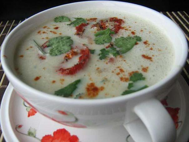 Крем-суп избаклажанов сзапеченными помидорами, rhtv-ceg bp,аrkа;аyjd cpаgtxtyysvb gjvbljhаvb