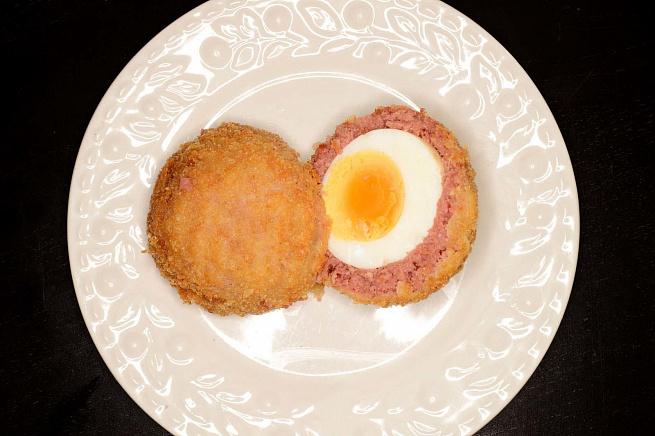 Яйца по‑шотландски, zqwа gj‑ijnkаylcrb