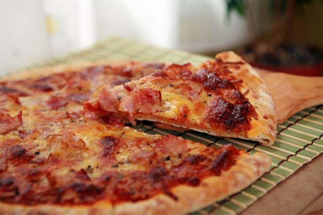 Пицца по‑американски, gbwwа gj‑аvthbrаycrb