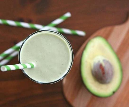 Авокадо-смузи, аdjrаlj-cvepb