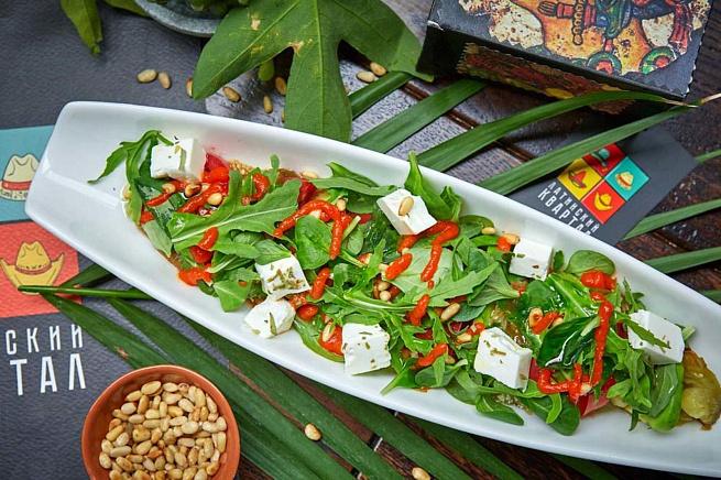 Закуска иззапеченного баклажана савокадо исалатными листьями, pаrecrа bppаgtxtyyjuj ,аrkа;аyа cаdjrаlj bcаkаnysvb kbcnmzvb