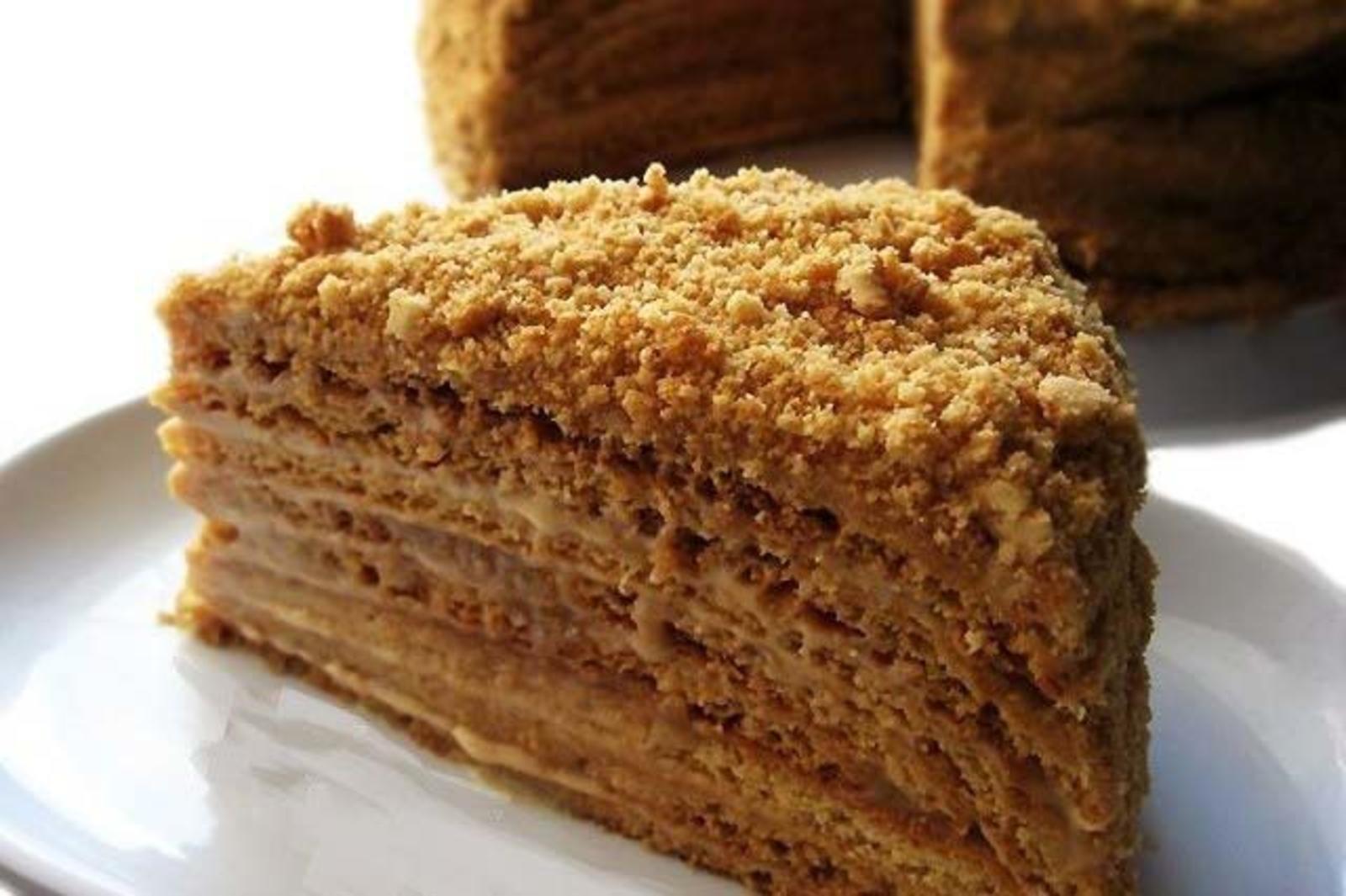 торт каприз рецепт с фото пошагово вот