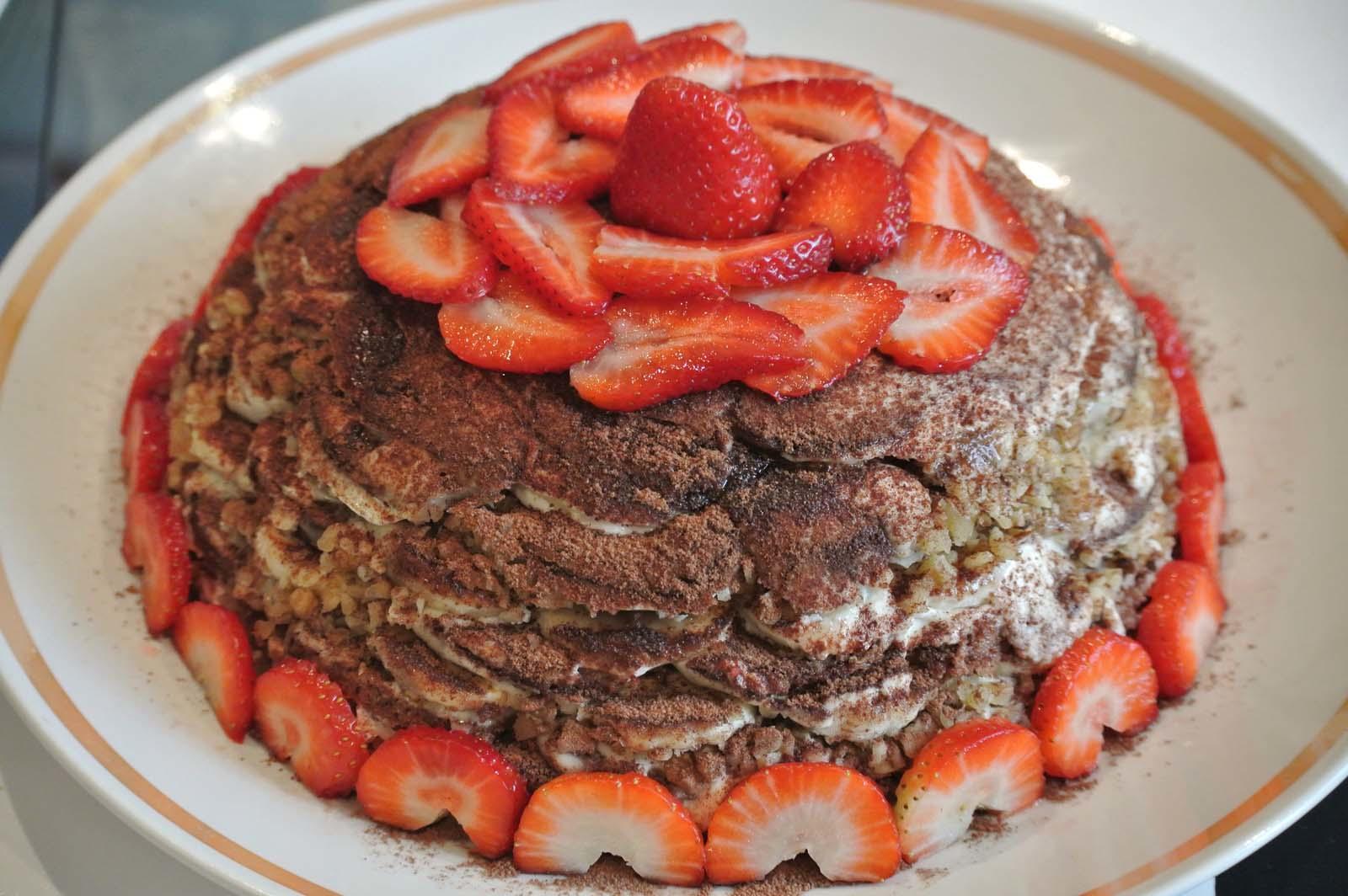 рецепт пирога из пряников с фото может быть хотите