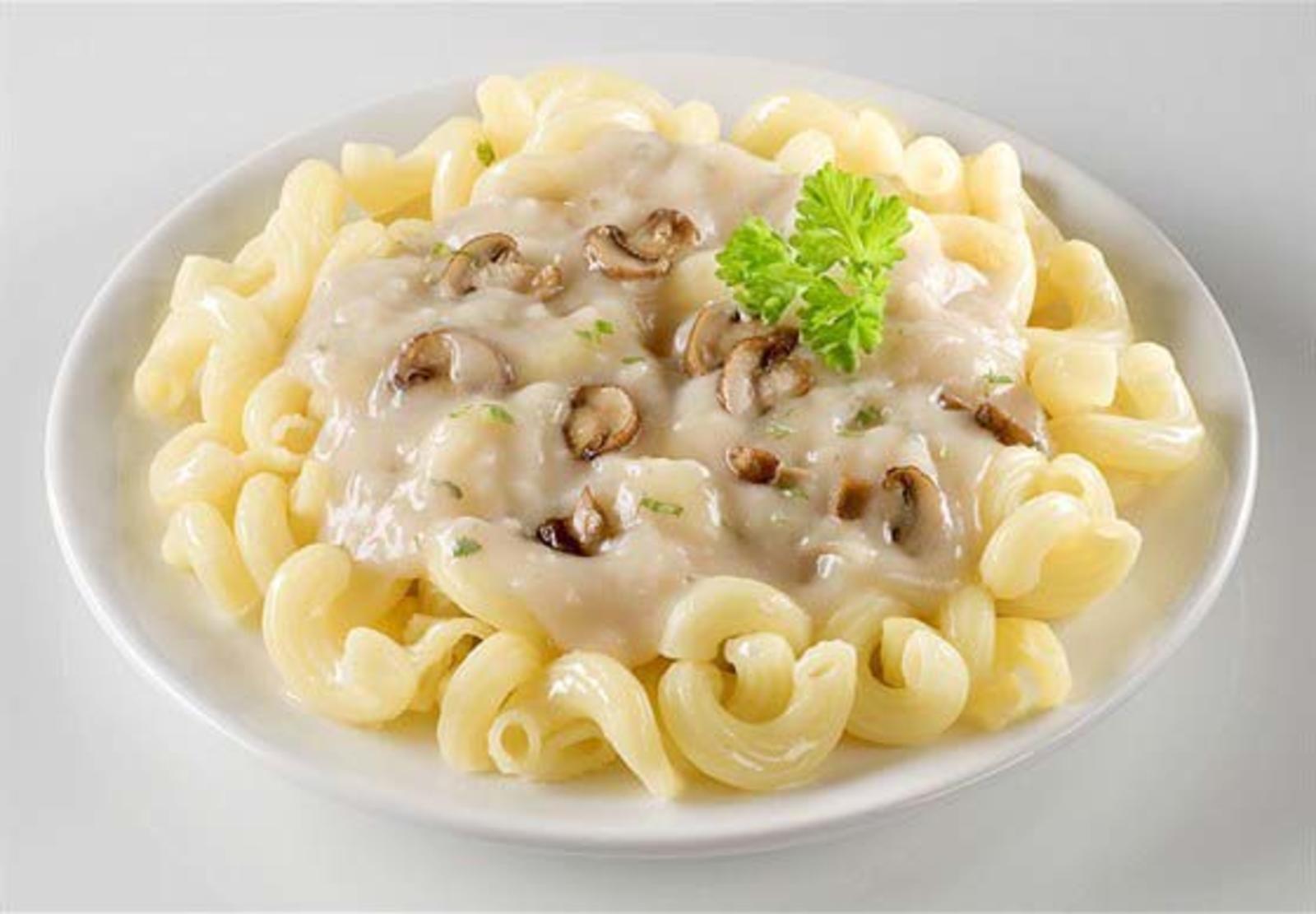 Постная грибная паста рецепт с фото