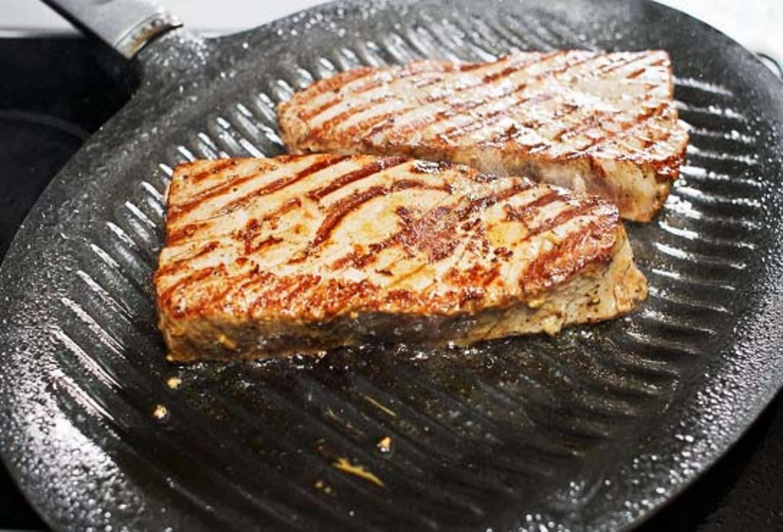 рыба на сковороде гриль рецепты с фото цель