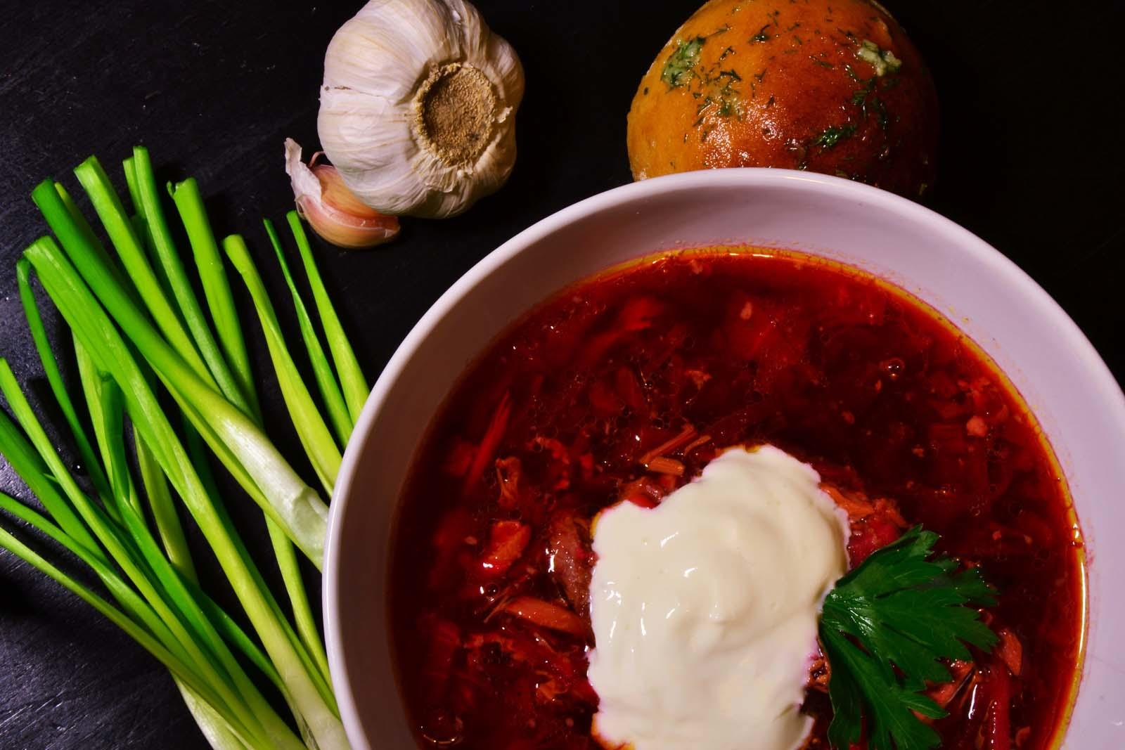 украинская кухня рецепты с фото пошагово разбавляют такая мысль