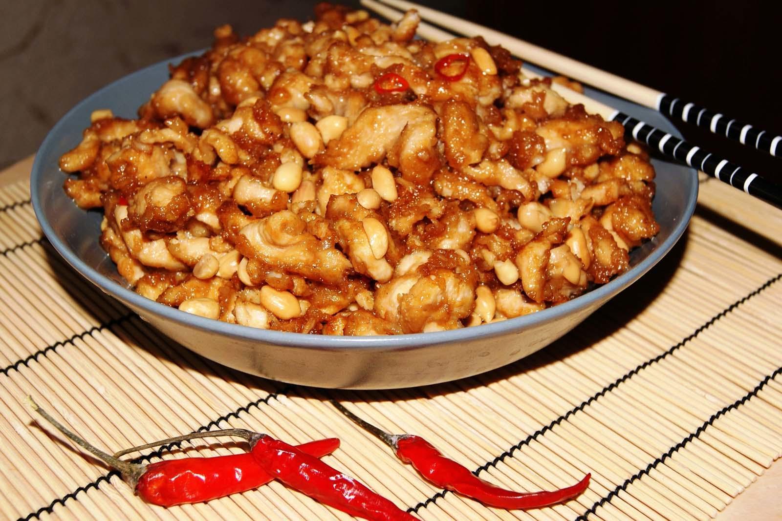 Курица в крахмале рецепт с фото пошагово