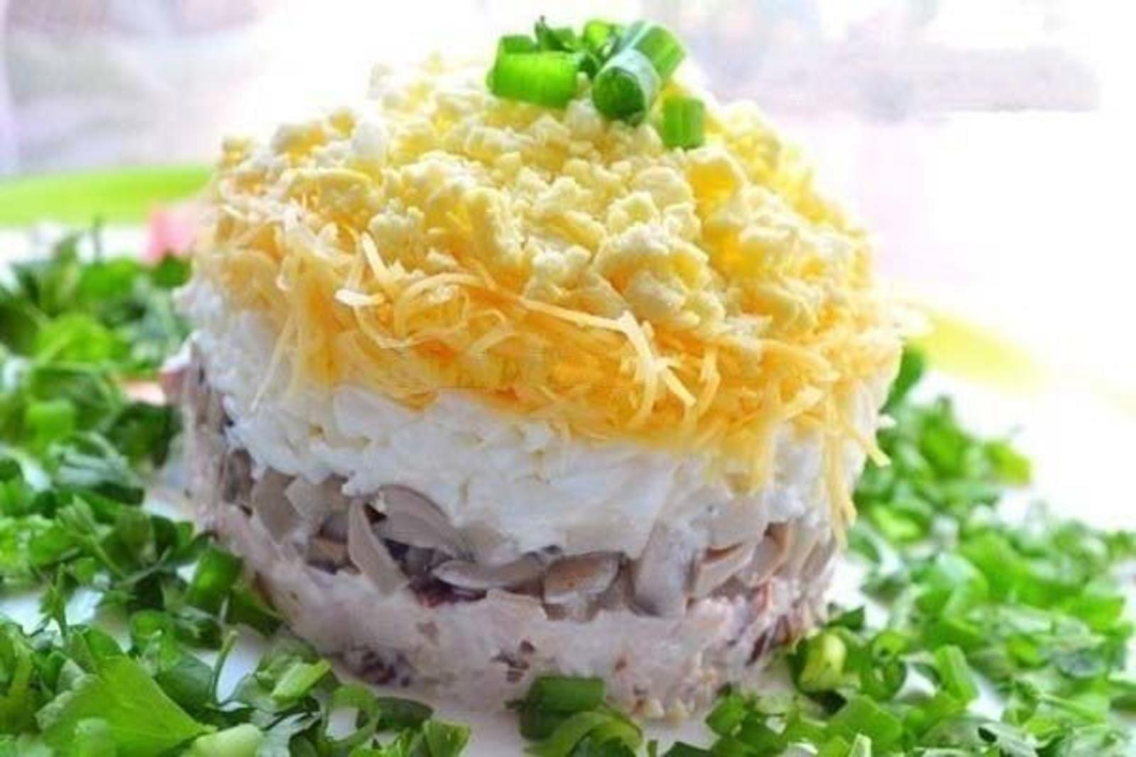 понаровская салат день и ночь с фото родилась